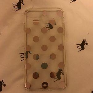 Kate  spade  iPhone 8plus/iPhone 7 plus case